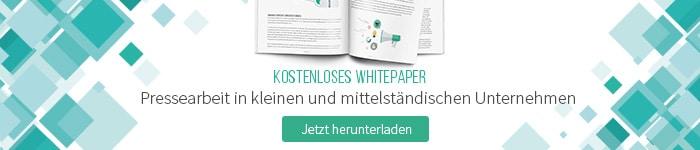 PresseBox Whitepaper Der Einfluss der Corporate Identity auf die Pressearbeit im Mittelstand