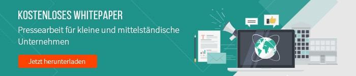 PresseBox Whitepaper: Pressearbeit in kleinen und Mittelständischen Unternehmen