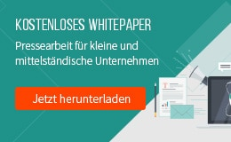 PresseBox Whitepaper Pressearbeit in KMUs