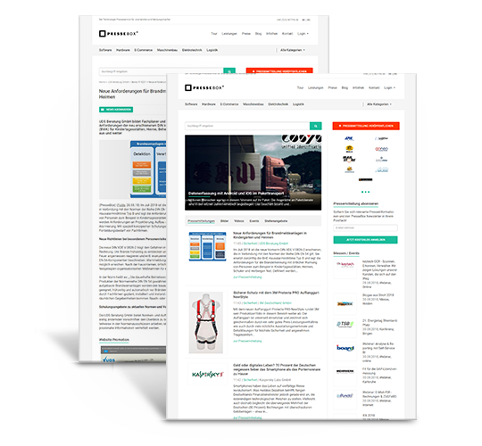 PresseBox Portal