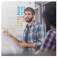 Kleine Unternehmen & Start-Ups