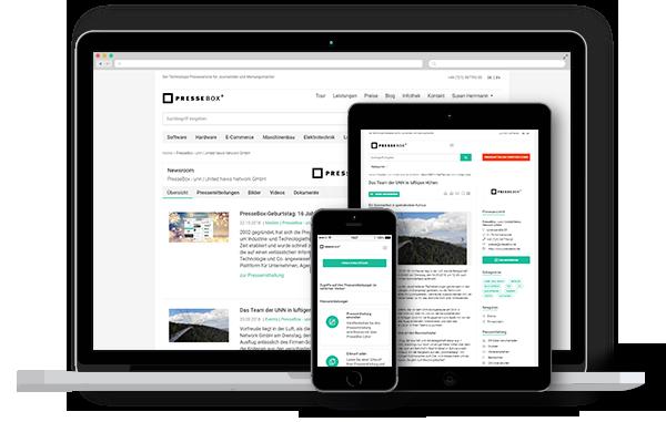 PresseBox Lösung für jedes Unternehmen