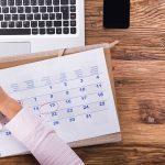 Der Blick auf den Kalender – Aufhänger in der Pressearbeit