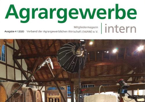 Agrargewerbe intern 04 2020 Teaser
