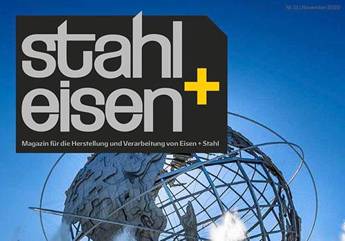stahl+eisen Coverbild