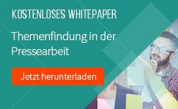 Whitepaper: Themenfindung in der Pressearbeit